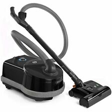 Sebo D4 Airbelt Canister Vacuum with ET-1 Powerhead w/ FREE Overnight Delivery!