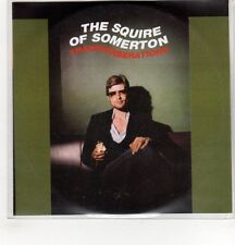 (GH403) The Squire Of Somerton, Transverberations - 2002 DJ CD