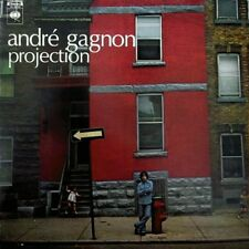 Andre Gagnon - projection  VERY RARE OOP ORIG Canadian Gatefold Vinyl LP (Mint!)