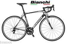 Bike BIANCHI Intenso Ultegra Compact Fulcrum Road Bike 2015 race route NEW