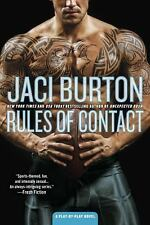 A Play-By-Play Novel: Rules of Contact 12 by Jaci Burton (2016, TSPB)