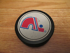 Vintage QUEBEC NORDIQUES NHL General Tire Co PUCK