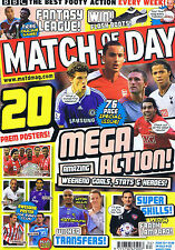 MAN UTD / TANIO SUNDERLAND / GUTIERREZ NEWCASTLE Match of the Day 25 Aug 19 2008