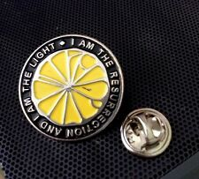 The Stone Roses I Am The Resurrection Lyrics Pin Badge, Ala A Guy Called Minty..