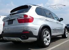 SOTTOPARAURTI POSTERIORE PER BMW X5 E70 SPOILER 06-10 SPOILER KIT ESTETICO