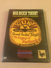Good Rockin' Tonight - The Legacy of Sun Records DVD New Sealed Out Of Print