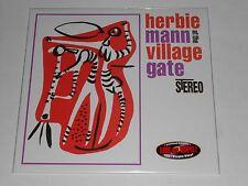 HERBIE MANN  At The Village Gate 180g  LP New Sealed Vinyl