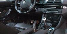 BMW Genuine OEM E39 5 Series 2001-2003 High Polished Black Interior Trim Kit NEW