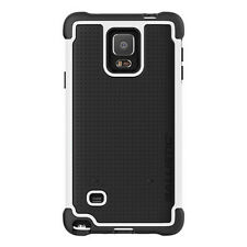 Ballistic Tough Jacket Case for Galaxy Note 4 - White/Black