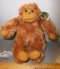 Baby Bigfoot super soft plush toy, 9 inches tall, great collectible, w/ gift tag