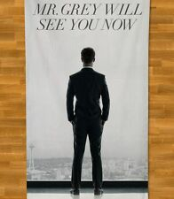 Fifty Shades of Grey Beach Towel NEW Mr. Christian Will See You Now Hunk