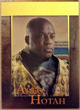 GAME OF THRONES - SEASON 5: GOLD PARALLEL: BASE CARD 83 AREO HOTAH - #096/150