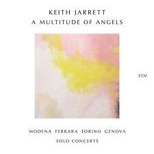 KEITH JARRETT - A MULTITUDE OF ANGELS  4 CD NEU
