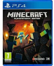 MINECRAFT - PS4 -  (BRAND NEW & SEALED)