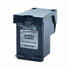Refilled Black Ink Cartridge Compatible with HP 61XL #61XL DeskJet 3055 3510