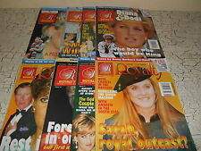 8 ROYALTY Magazines 1996 Volume 15 Numbers 2-9