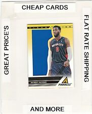 2013-14 PINNACLE Clear Vision 1st Quarter ANDRE DRUMMOND