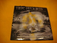 cardsleeve Full CD TIME REQUIEM Optical Illusion PROMO 9TR 2006 heavy metal