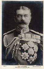 Field Marshal Earl Lord Kitchener RP old pc used 1915  Rotary