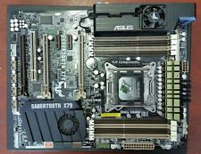 ASUS Sabertooth Intel X79 Chipset LGA2011 Motherboard