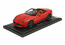 BBR Ferrari California T Matt Red 1:18 P1877MRED *New Item!