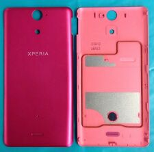 GENUINE RED SONY BACK BATTERY COVER for XPERIA V LT25i ONLY