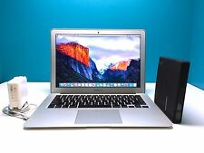 13 Apple MacBook Air 1.8ghz Core i5 8GB OSX-2015 1 Year Warranty! DVD/RW!