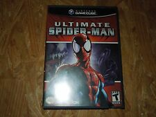 Ultimate Spider-Man  (Nintendo GameCube, 2005) *****LN*****COMPLETE*****