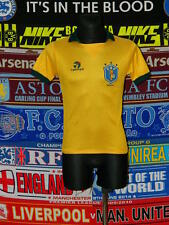 4/5 Brazil (Brasil) adults S 1988 retro rare football shirt jersey Copa Americav
