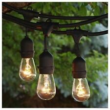 Ambience Outdoor Commercial String Lights Retro Handing Restaurant Patio NEW