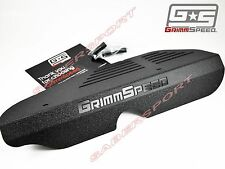 """IN STOCK"" GRIMMSPEED BLACK ALTERNATOR COVER for 2002-2014 WRX / 2004-2017 STI"
