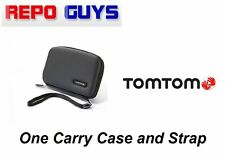 TomTom ONE Carry Case and Strap : Brand New w/ Retail Packaging