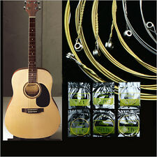 Hot Sale! 150XL/304mm Set of 6 Steel Strings for Acoustic Guitar Accessories