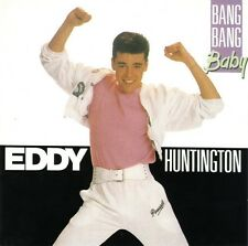 "EDDY HUNTINGTON ""BANG BANG BABY"" ITALO DISCO CD DEN HARROW JAPAN 1988 TURATTI"