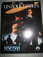 Cassetta per Commodore 64 C64 THE UNTOUCHABLES - Boxed