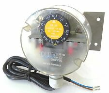 DUNGS techic GW50 Druckwächter Pressure switch 2,5...50mbar max. 600mbar