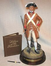 Royal Doulton Soldiers of the Revolution Private Connecticut Regiment HN 2845