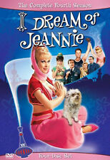 I Dream Of Jeannie - The Complete Fourth Season  (DVD 4 disc)  NEW