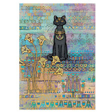 Eqyptian Cat 1000 Piece Jigsaw Puzzle