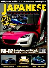 JAPANESE PERFORMANCE MAGAZINE - 'TOYOTA CELICA GT-FOUR' September 2006
