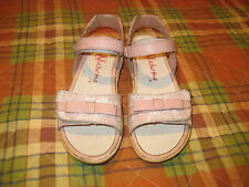 NATURINO GIRLS SANDALS . SIZE 34