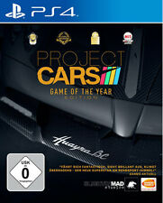 Playstation 4 Spiel: Project Cars PS-4 GOTY Neu & OVP
