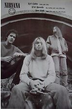 "Nirvana ""Group Under Beneath An Arch"" Poster From Asia"