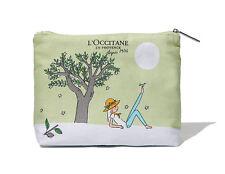 L'Occitane En Provence Makeup Cosmetics Bag, Brand NEW!!