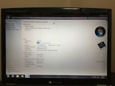 "Gateway MT3705 W340UI 14.1"" 120GB Intel Core Duo 1.73GHz 4GB Windows 7 Laptop"