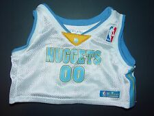 Build a Bear Clothes Clothing Boy Outfit NBA Nuggets Jersey