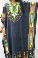 Women Kaftan Dress Maxi Gown TUNIC CAFTAN Top Party Night Beach summer wear
