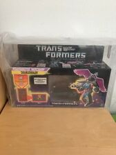 Transformers Double Dealer Powermaster AFA 85 Generation One