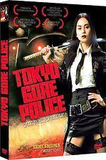 TOKYO GORE POLICE  (  EIHI SHIINA  )    DVD   NEUF  /  ABRACADABULLE