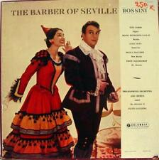 GALLIERA rossini barber of seville 3 LP VG+ 33CX 1507 1509 Vinyl  Record